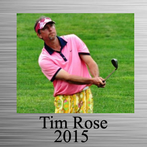 Tim Rose Player of the Year 2015