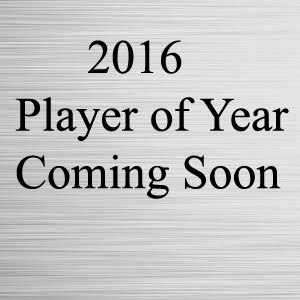 2016 Player Of The Year